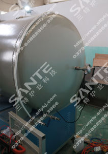 1300degrees Industrial High Vacuum Furnace for Tempering and Quenching Stz-31-13 pictures & photos