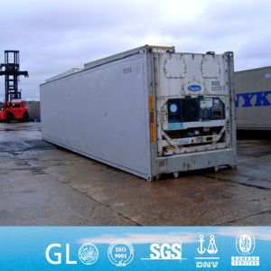 Ecuador Paraguay Peru Suriname Trinidad and Tobago Uruguay Venezuela 20FT 40FT ISO Refrigerated Freezer Container pictures & photos