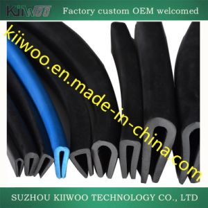 U Type Rubber Seal Strip Edge of The Glass Strip pictures & photos