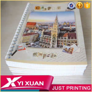 Wholesale Stationery Paper Diary Notebook Factory Custom A4 A5 Hardcover Spiral Notebook pictures & photos