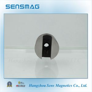 Permanent AlNiCo5 Horseshoe Magnet with Steel Keeper for Motor Used pictures & photos