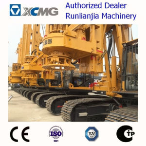 XCMG Xr260d Rotary Hydraulic Drilling Rig with Cummins Engine pictures & photos