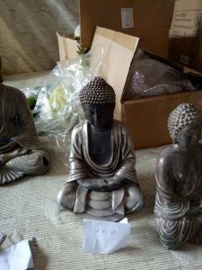 Hot Sale Resin Home Decoration Buddha Statue pictures & photos