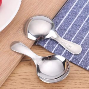 Ice Cream Spoon Stainless Steel Tea Spoon pictures & photos