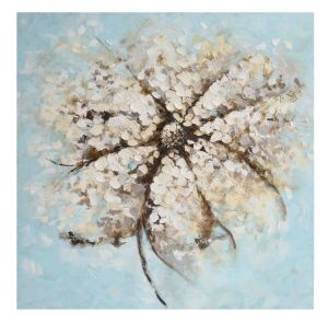 Handmade Flower Oil Painting Abstract Flower on Canvas pictures & photos