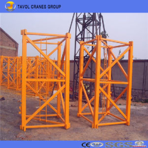 Qtz63 5010 China Supplier Construction Equipment Tower Crane pictures & photos