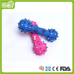 Pet Products, Dog Vinyl Dumbbell Toy, Pet Toy pictures & photos
