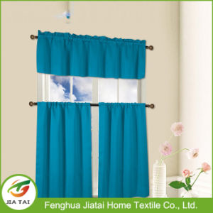 Kitchen Curtain Styles Cheap Kitchen Tier Curtains Sets pictures & photos