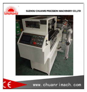 Full Automatic Gap Cutting Machine with Double Servo Motors and Double Synchronization pictures & photos