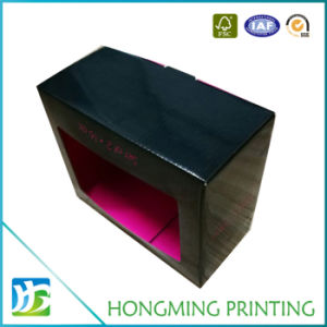 Custom Made Clear Window Packaging Paper Box pictures & photos