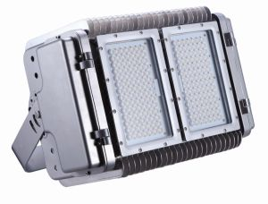 5 Year Warranty Meanwell Cube LED Floodlighting Fixture 400W pictures & photos