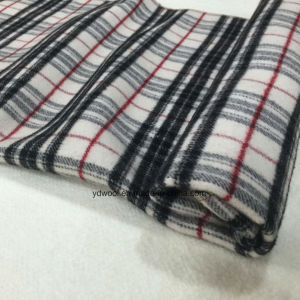 Ready/Stock Wool Fabric Double Face Check pictures & photos