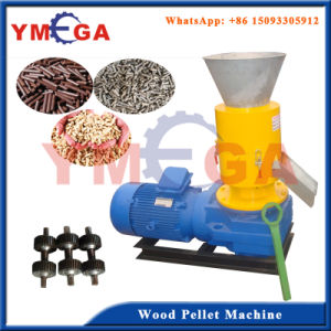 Hot Sale High Quality Wood Pellet Mill Machine pictures & photos