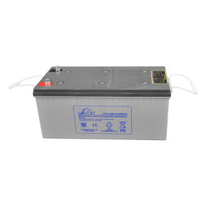 12V 200ah High Performance Gel Solar Battery pictures & photos