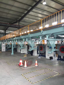 Fully Automatic Drum Carburizing and Hardening Furnace for Auto Parts Fastener pictures & photos