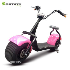 1000W 60V Fat Tire Battery Power Electric Scooter pictures & photos