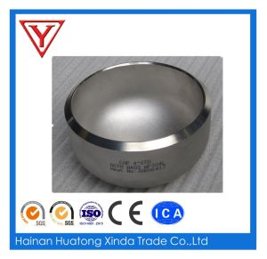 Stainless Steel Pipe Fitting End Caps for Oil pictures & photos