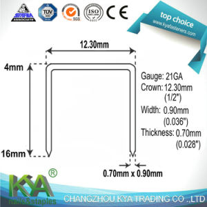 Rebena Ad Galvanized Staples for Furnituring and Industry pictures & photos