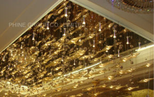 Luxurious Ceiling Lighting with Crystal for Hotel or Restaurant pictures & photos
