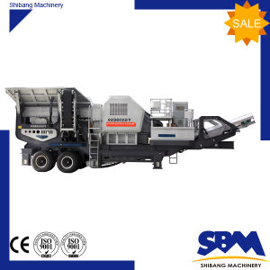 Factory Promotion Mobile Portable Jaw Crusher pictures & photos