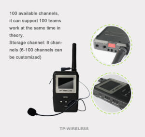 Wireless Portable MP3 Audio Transmitter pictures & photos