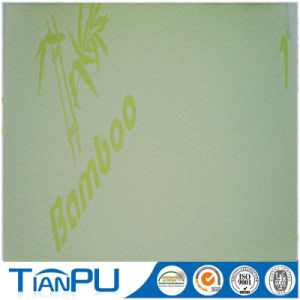 Environment Green Bamboo Mattress Fabric for Latex Mattress pictures & photos