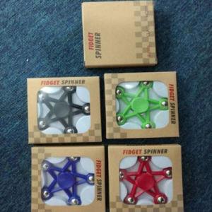 Newest Pentagram Fidget Spinner Hand Spinner Toy pictures & photos