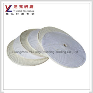 6 Inch Stitched Clothe Buff Wheel for Knives/Hinges/Spoon Polishing pictures & photos
