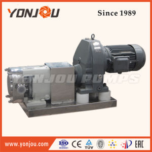 Lq3a Stainless Steel Food Grade Rotary Lobe Pump pictures & photos