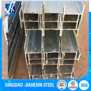Hot Sale Construction Galvanized Structural Welded H Steel Column/Beam pictures & photos