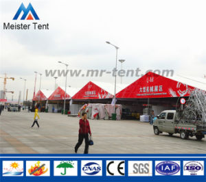 Luxury Exhibition Tent with Clear PVC Fabric and Aluminum Frame pictures & photos