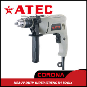 600W 0-2800rpm Hustiement Hammer Tool Impact Electric Drill (AT7216B) pictures & photos