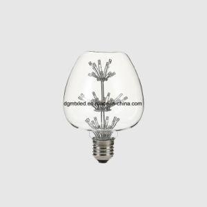 Apple shape 2700k Fashionable LED starry Bulb LED Light pictures & photos