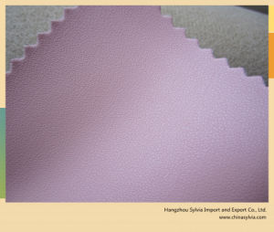 PU Leather for Shoe Making pictures & photos