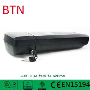 48V 1000W Electric Bike Lithium Ion Rack Battery for Sale pictures & photos