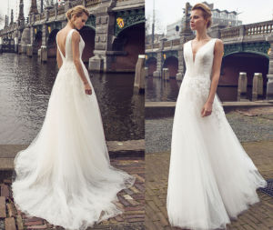New Arrival Destination Wedding Gown pictures & photos