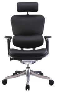 Genuine Leather Upholstery Boardroom Conference Ergonomic Executive Office Chair (HX-R0078) pictures & photos