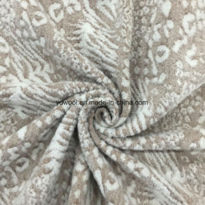 Plaid Jacquard Wool Fabric in Ready pictures & photos