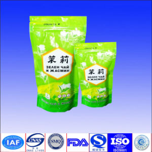 Printed Ziplock Paper Tea Bag pictures & photos