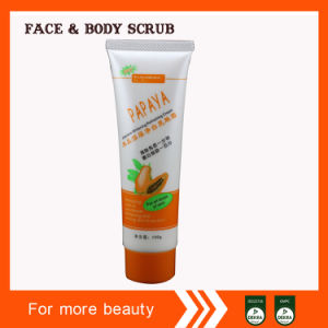 Face and Body Cleansing Gel Scrub pictures & photos