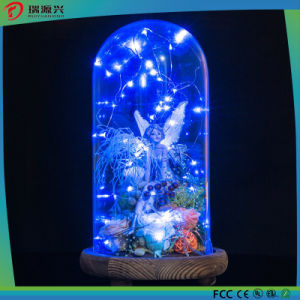 2016 Hot Sale Colorful Christmas Decoration LED Curtain Light pictures & photos