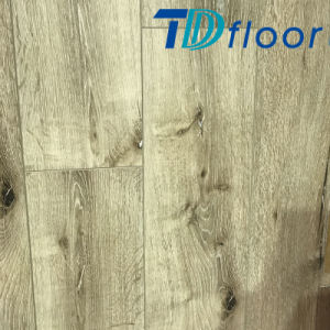 Oak Wood Plastic Composit WPC Vinyl Floor pictures & photos
