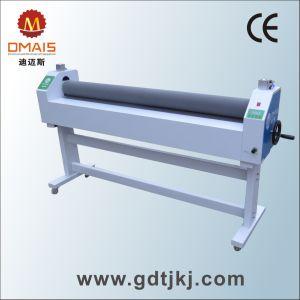 1.6m Large Format Manual Thermal Laminating Machine pictures & photos