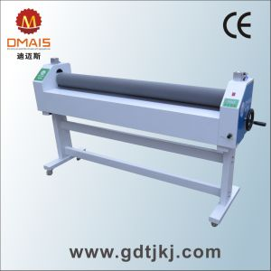1.6m Manual Cold Laminating Machine pictures & photos