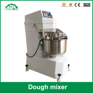 High Efficiency Stainless Steel 25L Double Speed Spiral Flour Dough Mixer pictures & photos