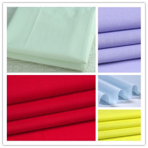 Woven Textile Crinkle Free 100% Cotton Fabric for Shirt pictures & photos