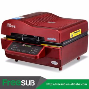 Freesub 3D Pneumatic Heat Rosin Press Machine, 3D Heat Press Machine pictures & photos