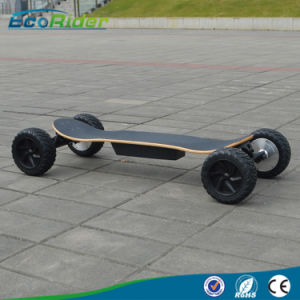 off Road 2000W 4 Wheels Electric Skateboard with Blue Tooth pictures & photos