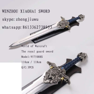 World of Warcraft Sword Royal Guard Swords 9575088s 110cm /118cm pictures & photos