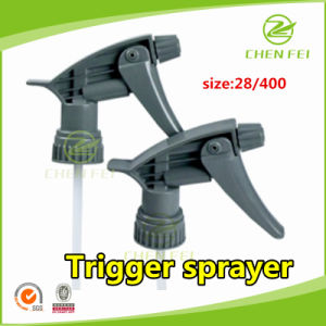 28 400 Plastic Trigger Sprayer Pump Head with 0.8ml Dosage pictures & photos